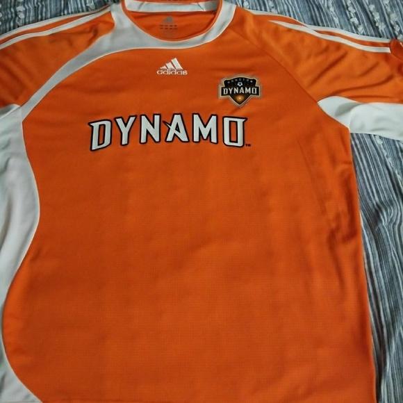 adidas Other - Adidas Houston Dynamo Jersey dd797fe98
